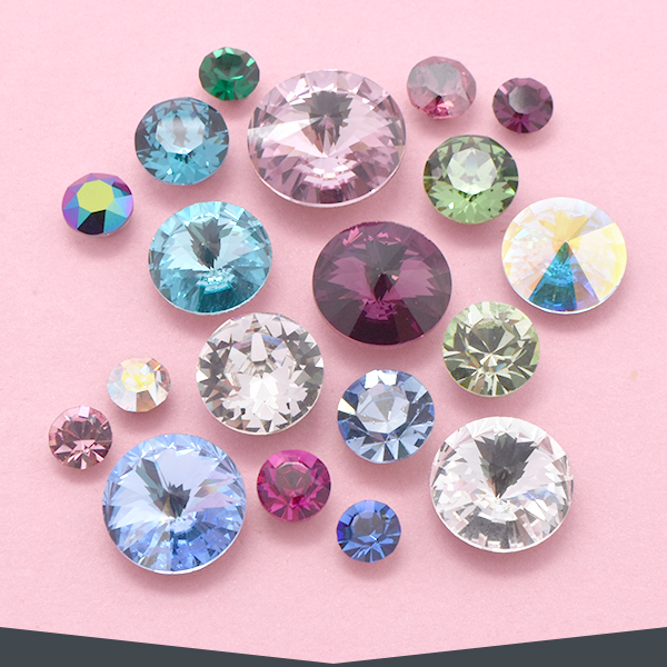 ecd12ef7a7 Original Swarovski Round and Fancy Stones. Round Stones 1028/1088/1122