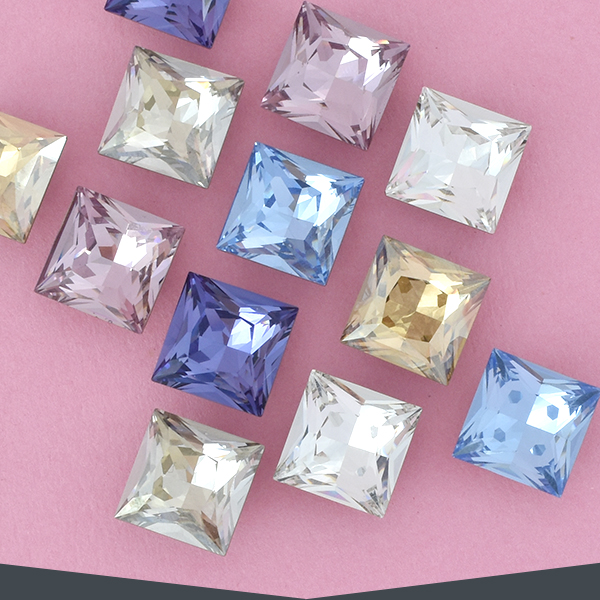 Swarovski Princess Square 4447