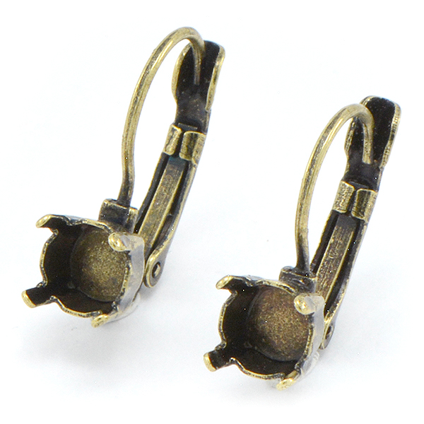 29ss Leverback Earring base