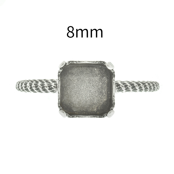 8mm Imperial SW 4480 Adjustable Thin ring base