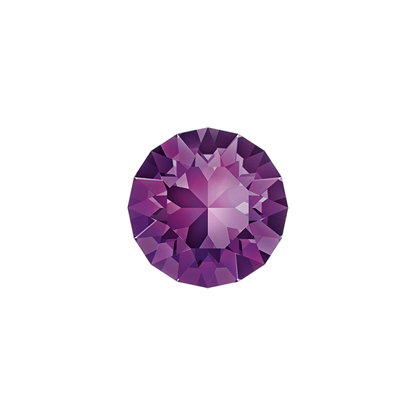 39ss Chaton 1088 Swarovski Amethyst color - 10 pcs pack