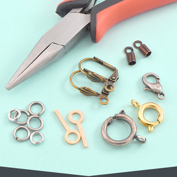 Jewelry Findings and Tools