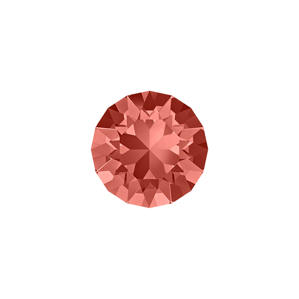 39ss Chaton 1088 Swarovski Padparadscha color - 10 pcs pack
