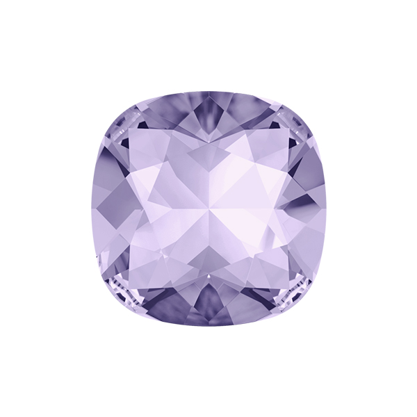 12x12mm Square 4470 Swarovski Violet color