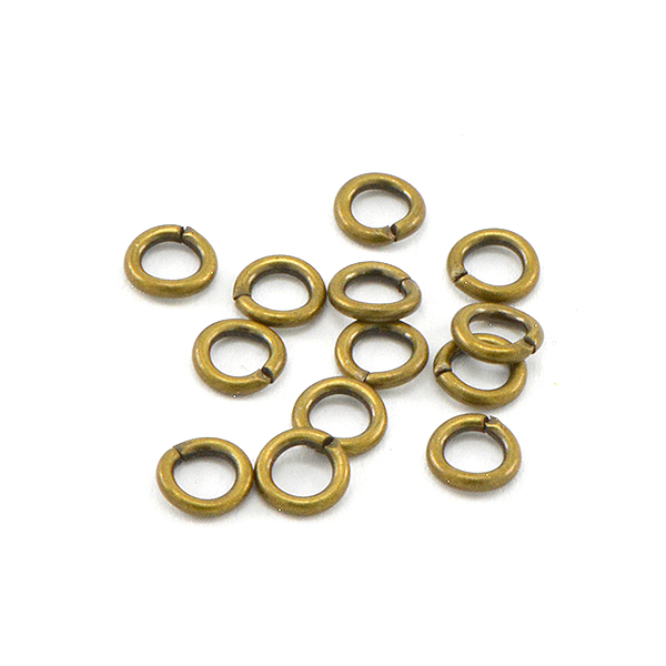 5mm Jewelry Jump rings - 200pcs pack