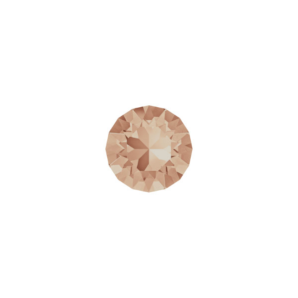 29ss Chaton 1088 Swarovski Light Peach color - 10 pcs pack