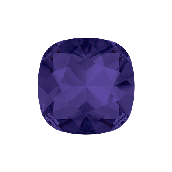 12x12mm Square 4470 Swarovski Purple Velvet color